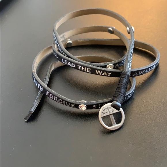 GoodWorks Wrap Bracelet